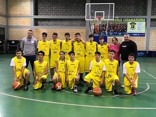 La squadra degli Under 18