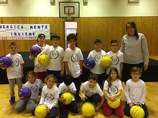 La squadra degli Under 9-10