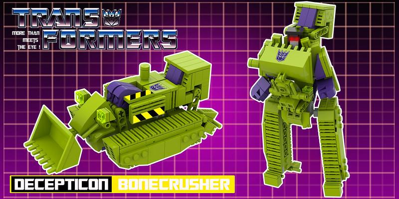 Decepticon Bonecrusher