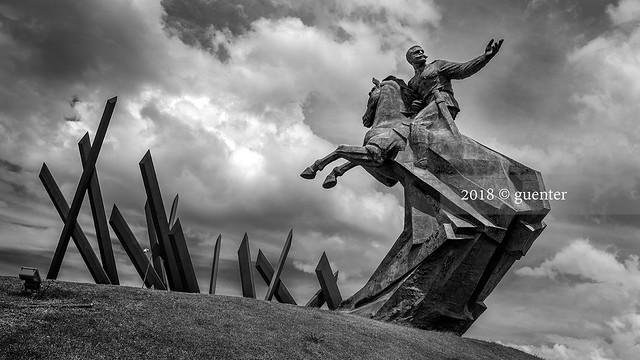 Santiago de Cuba / Monumento a Antonio Maceo