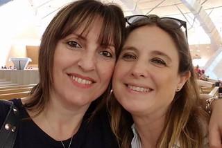 Emanuela Garasto e Monica Portaccio