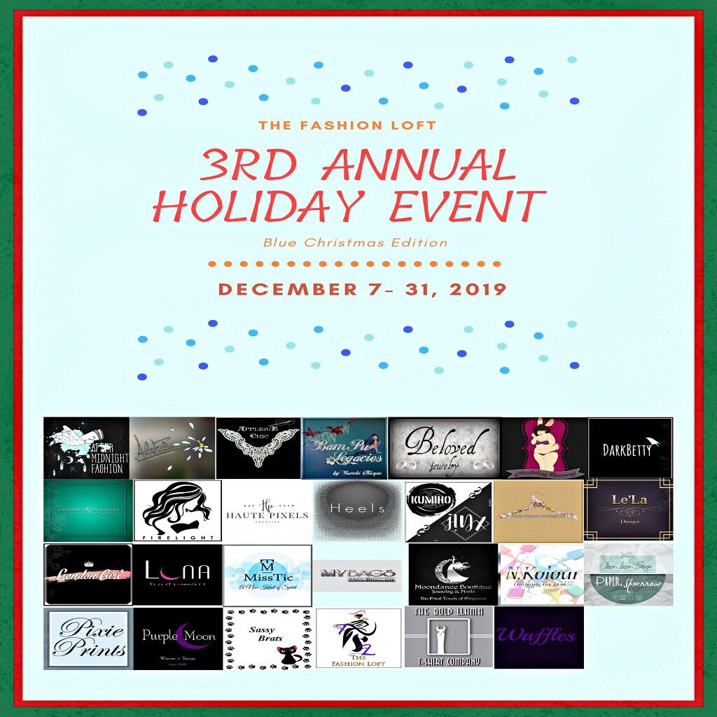 The Fashion Loft 2019 Holiday Event