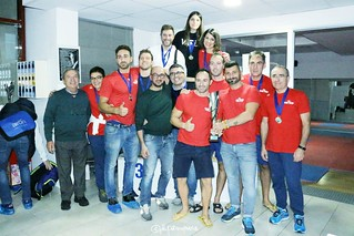 Gli atleti medagliati della società