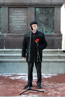 03.12.2019 | Митинг по случаю Дня неизвестного солдата