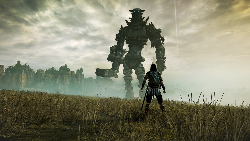Shadow of The Colossus, PS4