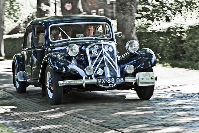 Citroën Traction Avant Familiale 1954 (2353)