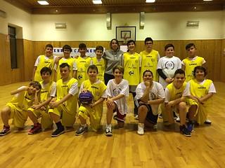 La squadra degli Under 12-13