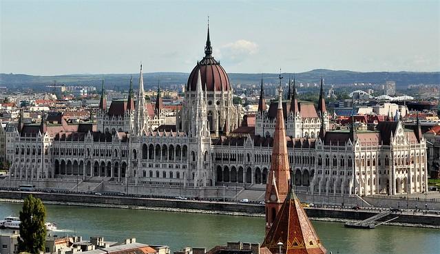 symbol of Budapest / Hungary