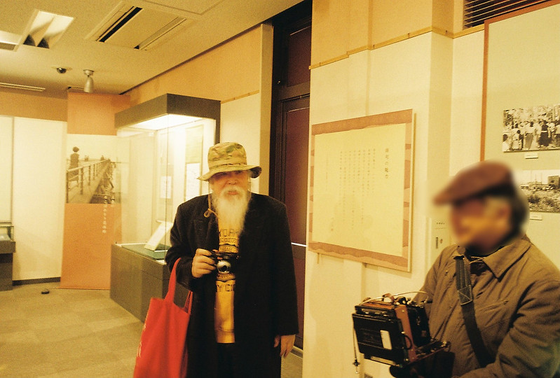 0021 20191208RICOH GR1s+Kodak Color Plus200チョートクブラぱち塾砂町銀座立ち食いスナップ砂町文化センター石田波郷記念館