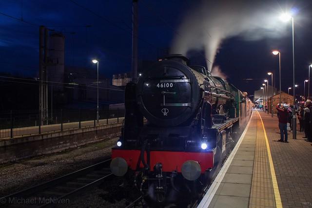 46100 Royal Scots