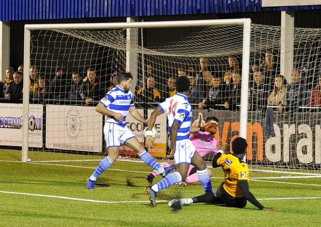 NLS: Oxford City 1-4 Maidstone United