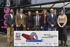 05/12/2019 - Deusto acogerá la celebración de uno de los tres torneos finales de la 11ª FIRST LEGO League Euskadi el 8 de febrero de 2020