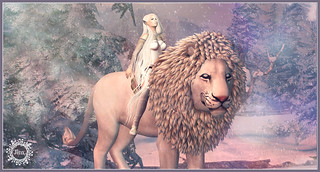 Rideable Animesh Lion @ WLRP currently with 25% off.