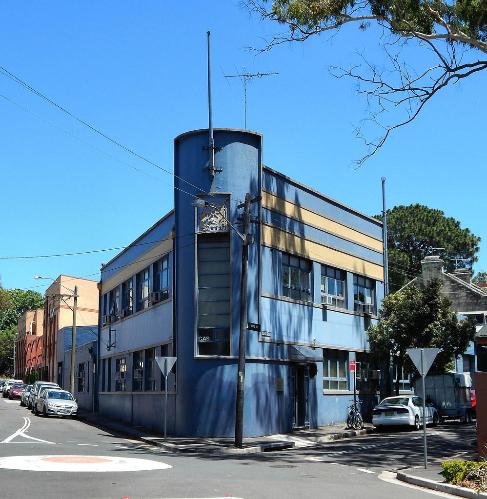 Factory, Darlington, Sydney, NSW.