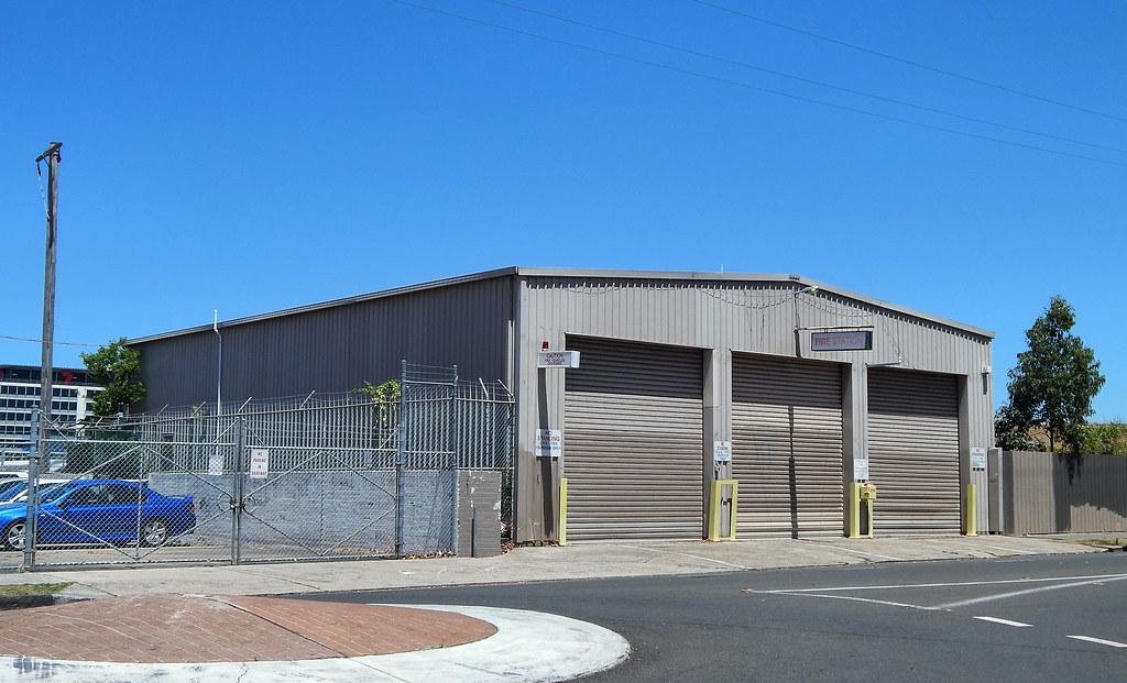 Former Railcorp Fire Station. Darlington, Sydney, NSW.