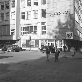 Via Logica, Vilnius