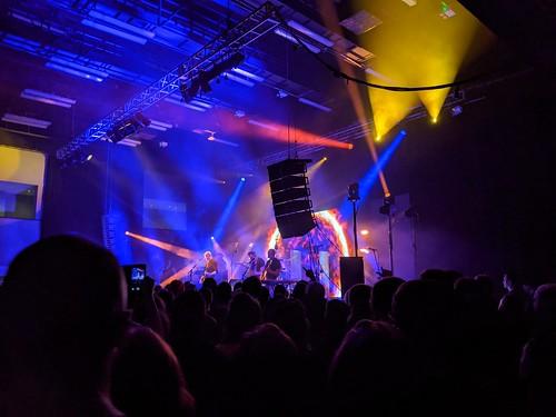 The EMPATH Tour hits Cardiff