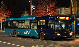 Arriva North East: 4643 / CX05EOV