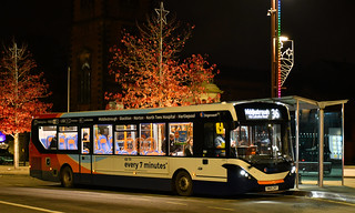 Stagecoach North East: 26291 / SN69ZHT