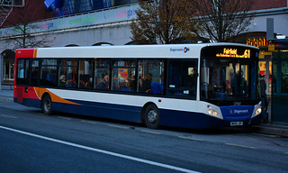 Stagecoach North East: 27507 / NK05JXF