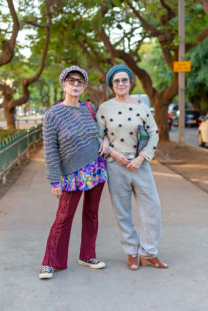 Hamutal & Rachel