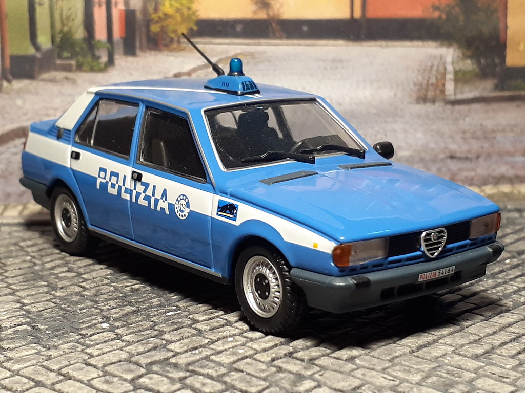 Alfa Romeo Giulietta 1.6 – 1978