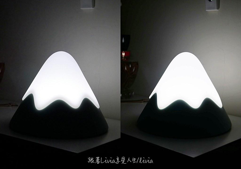 富士山夜燈9