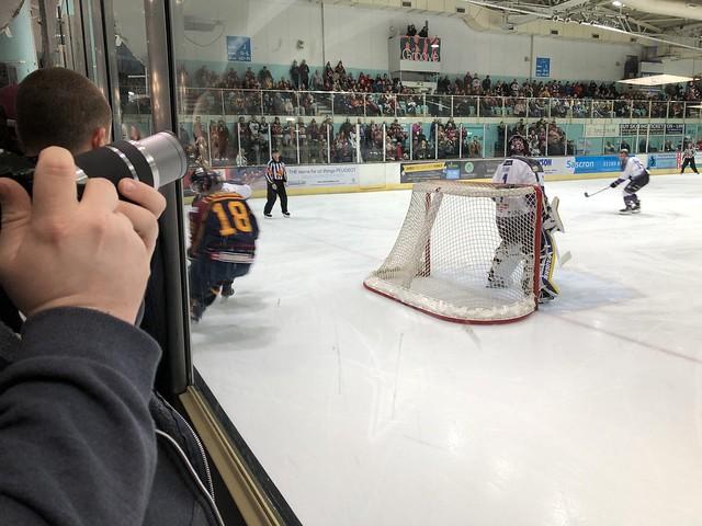 #georgeshockecorner #hockey #icehockey #guildfordflames #manchesterstorm #hockeyphotography #icehockeyphotography #hockeyislife #icehockeyislife