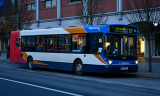 Stagecoach North East: 22064 / NK54BFL