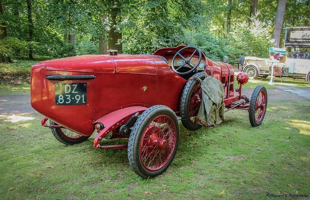1925 Fiat 501 S - DZ-83-91
