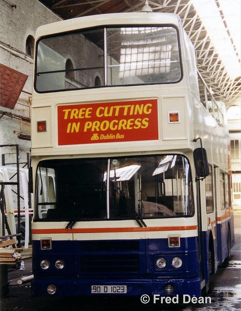 Dublin Bus RH23 (90D1023).