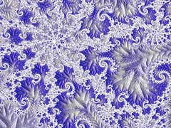 Fractal Snow