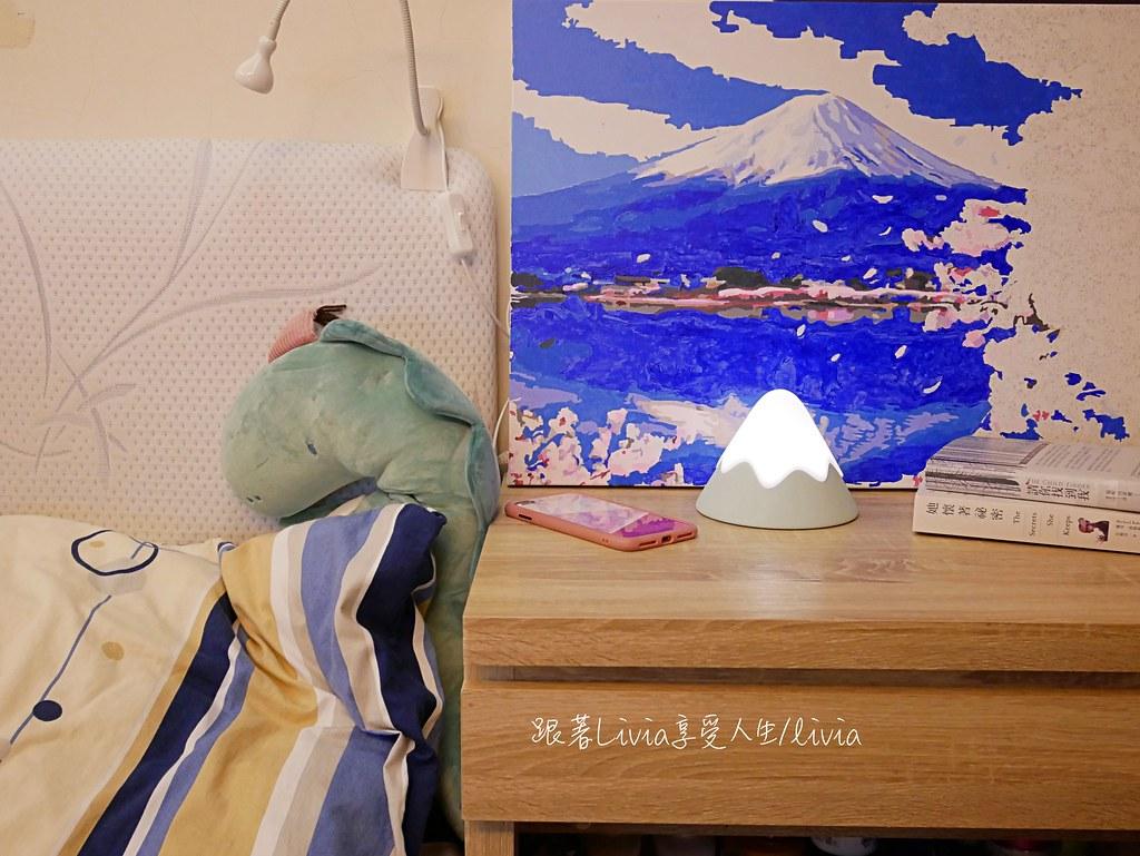 富士山夜燈6