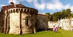 Cameixa (Boborás, Galicia, Ou) - Románico galego