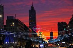 Milano sunset