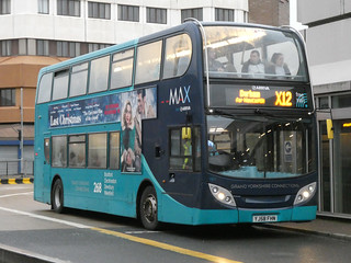 Arriva North East 7560 (YJ58 FHN)