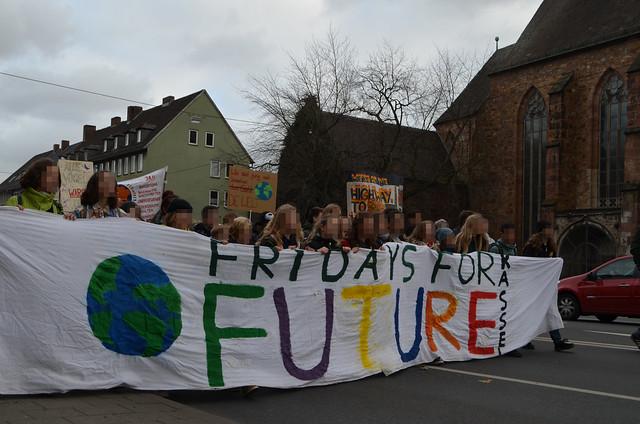 Klimastreik in Kassel 29.11.2019