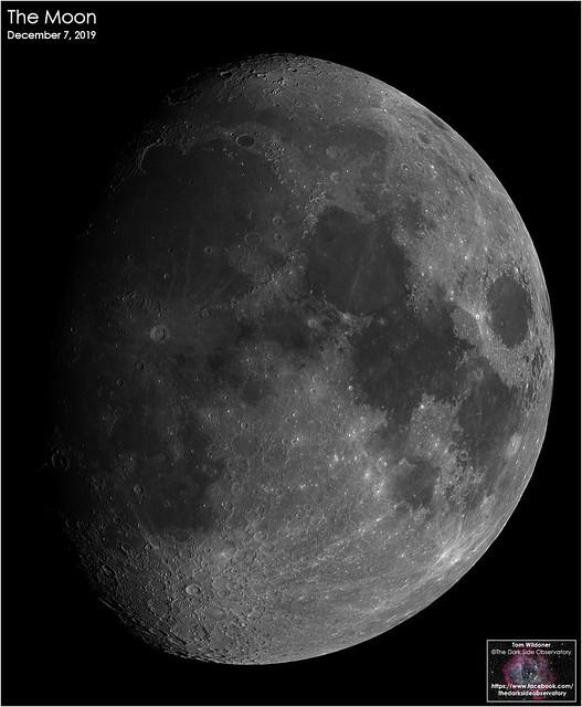 The Moon – December 7, 2019