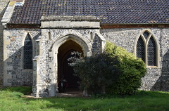 south porch (early C16)