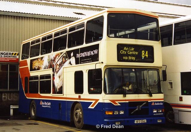 Dublin Bus RV412 (98D20412).