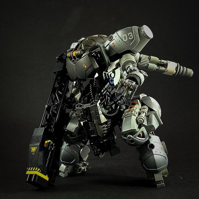 MRGM 3 Multi Role Ground Machine
