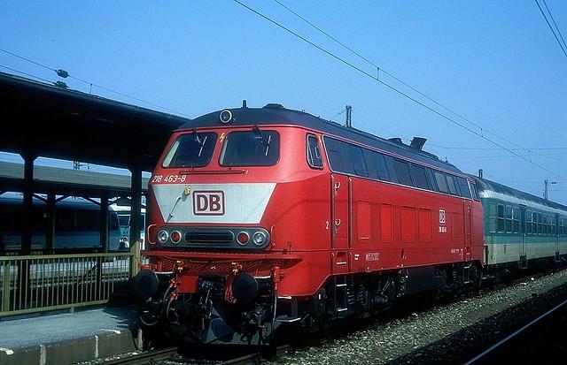 218 463  Weilheim  20.03.96