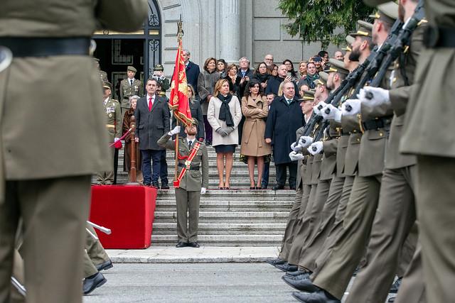 Celebración de la patrona del Arma de Infantería
