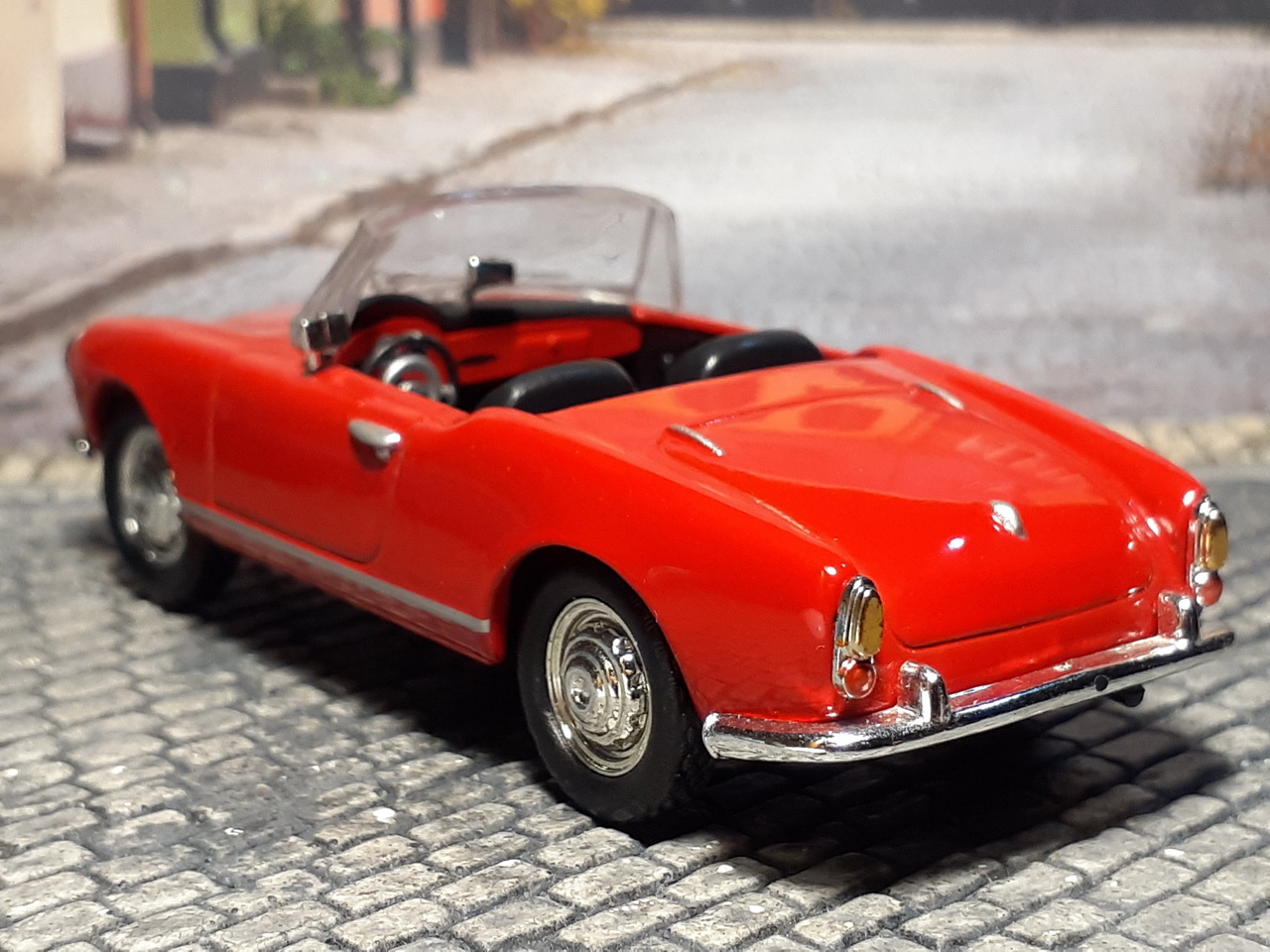 Alfa Romeo Giulietta Spider – 1962
