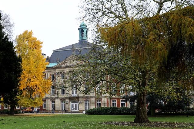 Schloßgarten / WWU / Münster