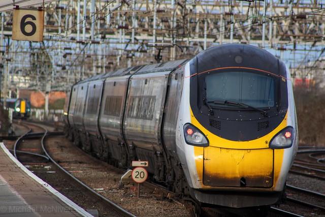 Virgin Trains 3901xx