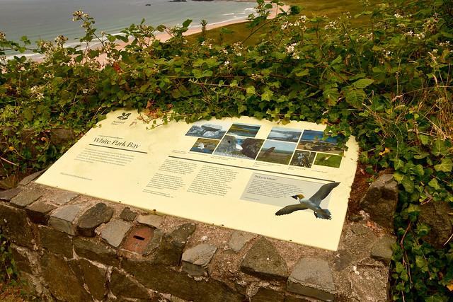 180707 Noord-Ierland - Giants Causeway - 09 White Park Bay 1001