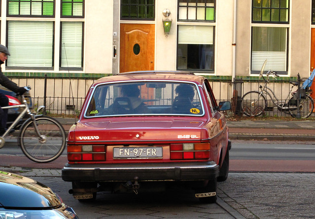1979 Volvo 242 GL Automatic