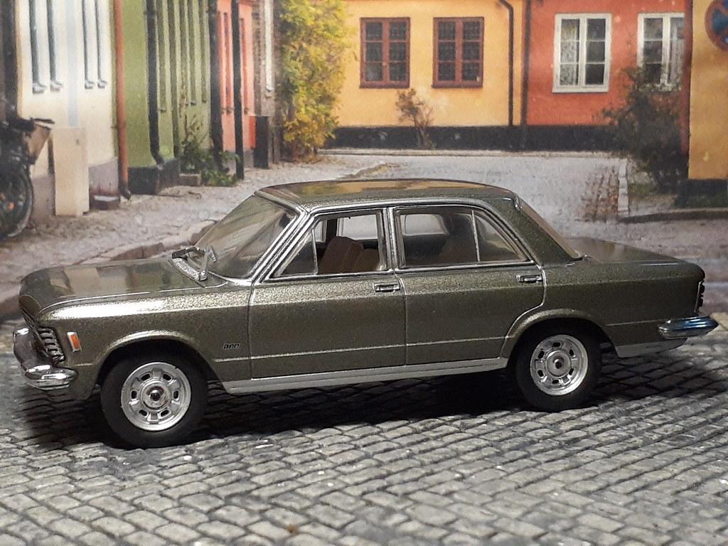 Fiat 130 Berlina – 1969
