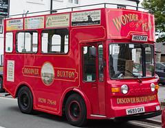 Discover Buxton Bus